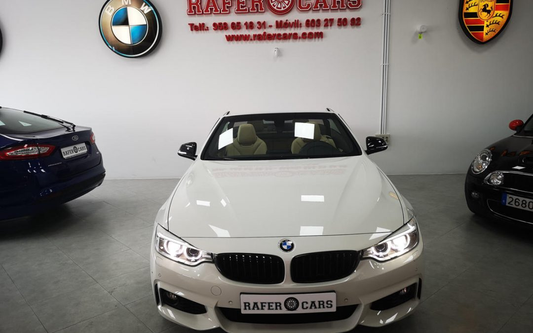 BMW – 420D CABRIO M PERFORMANCE