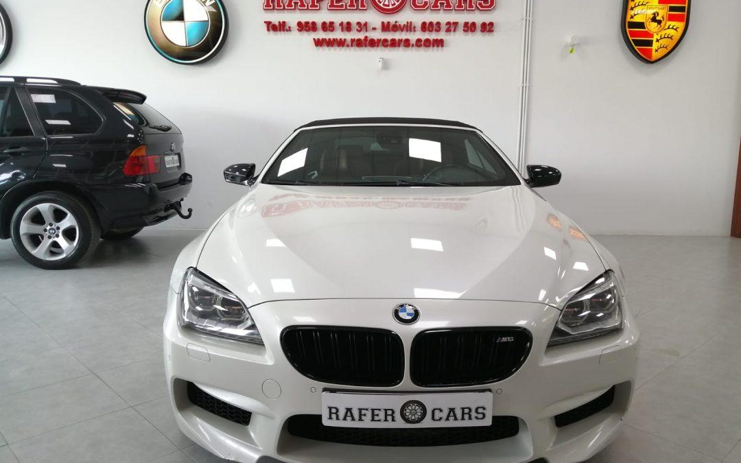 BMW – M6 CABRIO EDITION