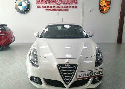 ALFA ROMEO Giulietta 2.0 JTDm 150CV Distinctive