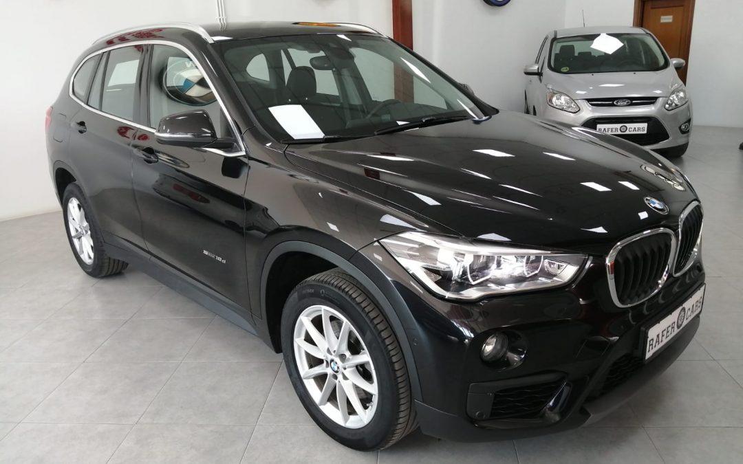 BMW – X1 18dA Sdrive